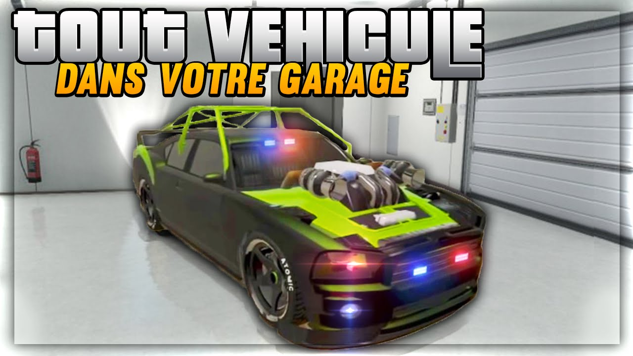 glitch mettre n importe quel v hicule dans son garage sur gta 5 online voiture gratuite. Black Bedroom Furniture Sets. Home Design Ideas