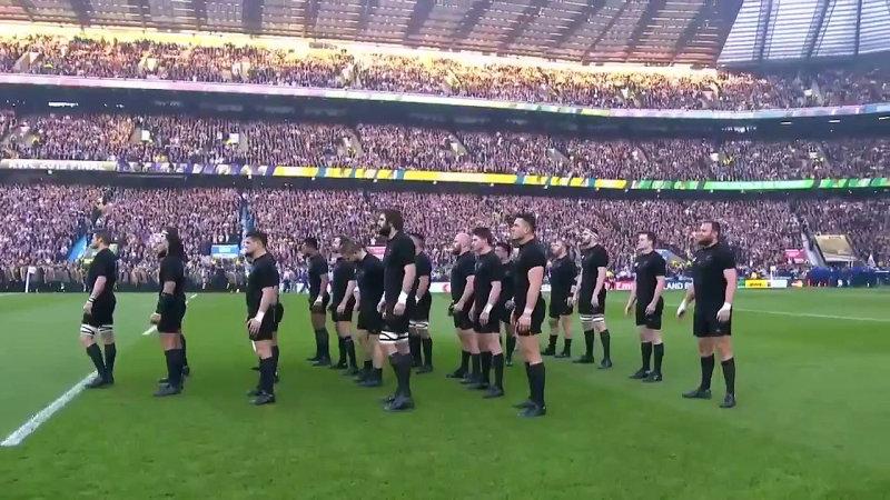 Haka all blacks finale coupe du monde 2015 inthefame - Finale coupe du monde 2015 ...