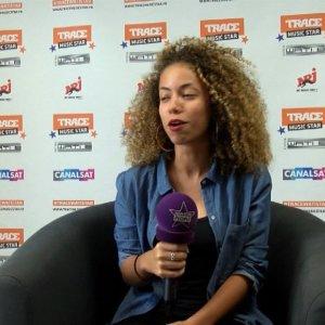Trace Music Star – Estelle B: ''Avec les autres candidats on est comme une grande famille…