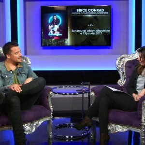 "Brice Conrad se confie sur son duo avec Louisa Rose : ""Je suis très admiratif"" (EXCLU VIDEO)"