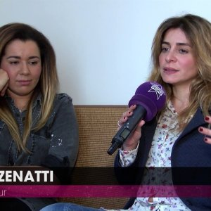 Julie Zenatti et Chimène Badi chantent la Méditerranée (EXCLU VIDEO)