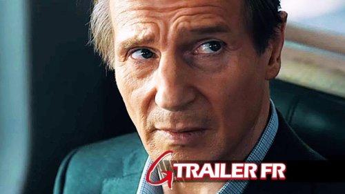 THE PASSENGER – Bande-annonce VF (Liam Neeson)