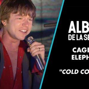 """Cage The Elephant – """"Cold Cold Cold"""" (Live) – Album de la Semaine – CANAL+"""