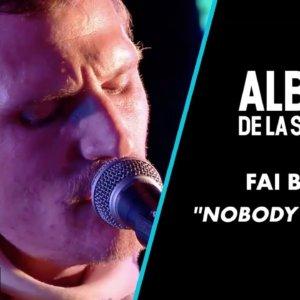 "Fai Baba – ""Nobody But You"" (Live) – Album de la Semaine – CANAL+"