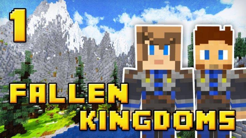 L'équipe Siphano / Frigiel ! | Fallen Kingdoms : Nordique ...