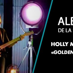 "Holly Miranda – ""Golden Spiral""  (Live) – Album de la Semaine – CANAL+"