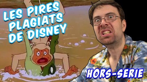 Joueur du Grenier ( Hors-série) – Les pires plagiat de Disney