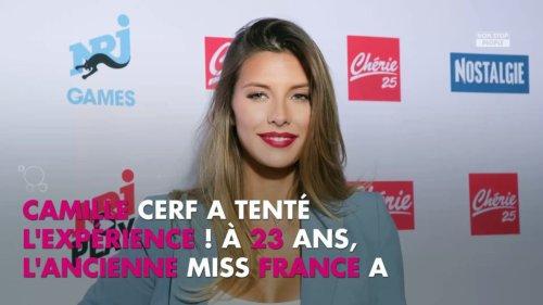 Camille Cerf critiquée sur son poids, elle répond à ses détracteurs