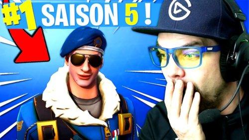 Saison 5 Skin, Tease Et Theory Sur Fortnite: Battle Royale !!