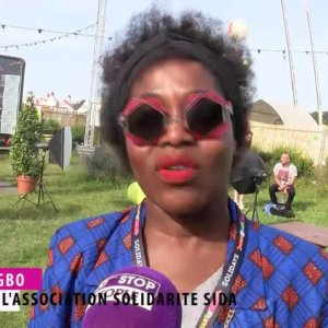 Solidays : Dernier jour de festival ! (exclu vidéo)