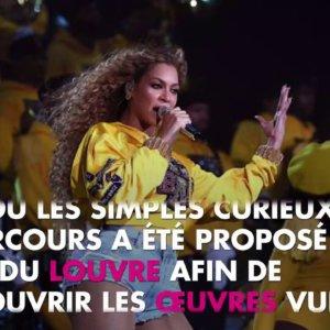 Beyoncé et Jay-Z : Le Louvre leur ouvre ses portes