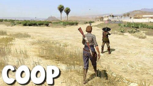 (Vidéo-Coop) Red Dead Redemption avec Saw6 #04