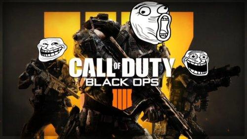 Essayer De Ne Pas Rire Special Call Of Duty 4 !