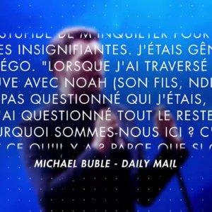Michael Bublé met un terme à sa carrière : la raison dévoilée