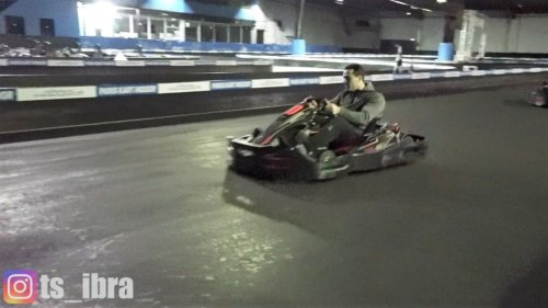 Rester EnfermÉ Dans Un Karting Ibratv