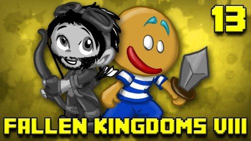 Fortifications du Pauvre – Jour 13 – Minecraft Fallen Kingdoms 8