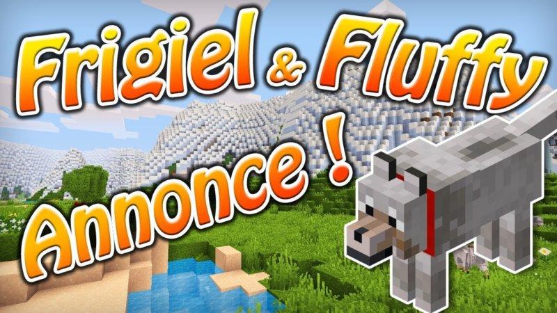 FRIGIEL & FLUFFY : La suite arrive ! | Minecraft – Saison ...