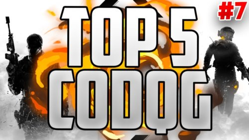 """Call Of Duty """"top 5 Kill"""" #7"""