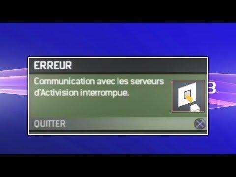 Fermeture Des Serveurs Call Of Duty Et De La Ps3 !
