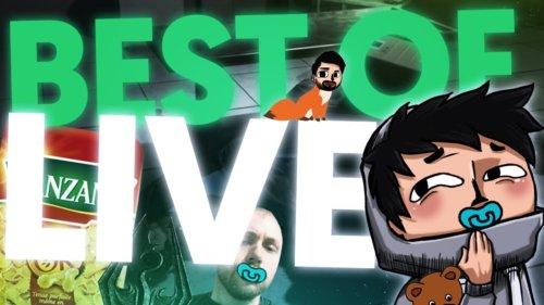 Best Of Live : Cet Homme Fait Peur 💀   #50