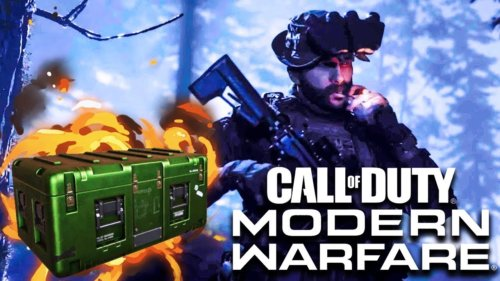 Les Largages De Ravitaillement De Modern Warfare !? (leaks Cod 2019)