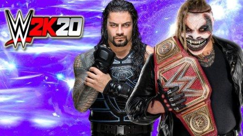 WWE 2K20 – Roman Reigns vs The Fiend