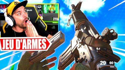 """""""jeu D'armes"""" Sur Black Ops Cold War !"""