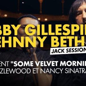 Bobby Gillespie & Jehnny Beth – Some velvet morning (COVER)