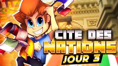 CITÉ DES NATIONS : Duel Franco – Allemand & Énorme Évent TRIATHLON ! #03 🌎