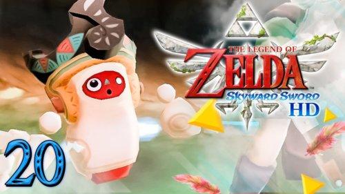 Zelda Skyward Sword Hd : Retour Dans Le Temps ! #20 – Let's Play Fr