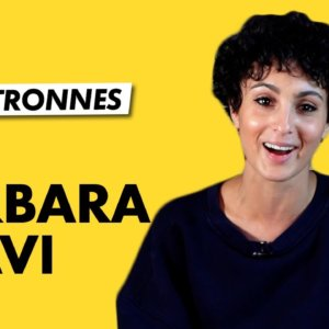 """Barbara Pravi : """"Une femme qui fait sa place, elle est encore plus forte qu'un mec !"""""""