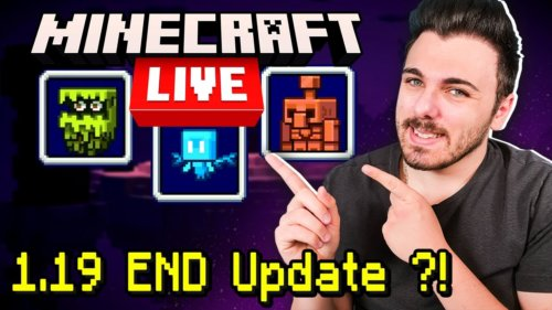 Conférence MINECRAFT Live : Découvrez en Direct les nouveautés de la 1.19 !