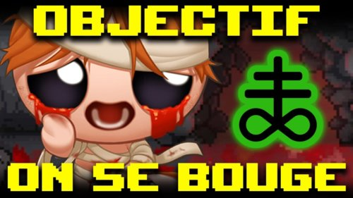Lazarus et son Brimstone empoissonné #110 The Binding of Isaac Repentance